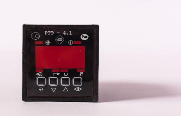 Приборы для измерения и регулирования температуры
