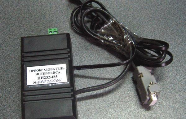 Преобразователь интерфейса ПИ 232/485