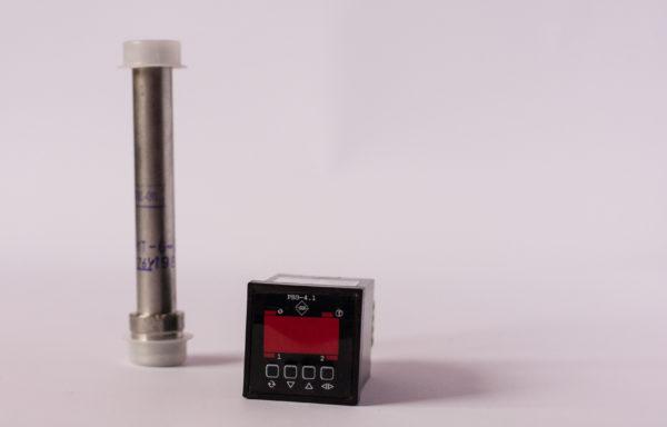 Вакуумметр теплотехнический блокировочный РВЭ-4.1